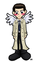 Commission: Chibi Castiel by kojika