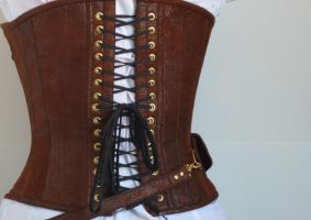 Corset lacing by LillysWorkshop