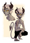 AT with Demented-sheep by LiLaiRa
