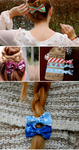 Holiday Bows in My Etsy! by mox-ie