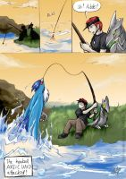 Cheat Code Fishing by Sysirauta