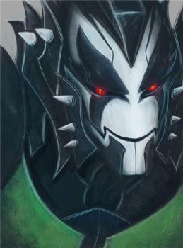 Lockdown TFP-style by morgenty