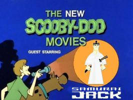 Scooby Doo Meets Samurai Jack by timbox129