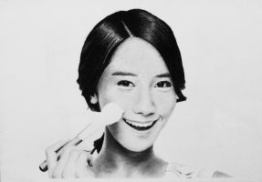 Yoona   [ SNSD ] by BangTheArt