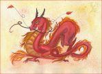 Red Dragon by Keila-the-fawncat