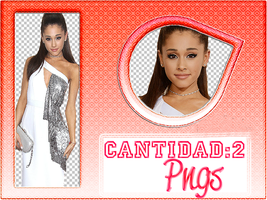 Pack png de Ariana Grande by WorldOfStyle