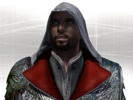 Ezio's consternated by Hiddenus