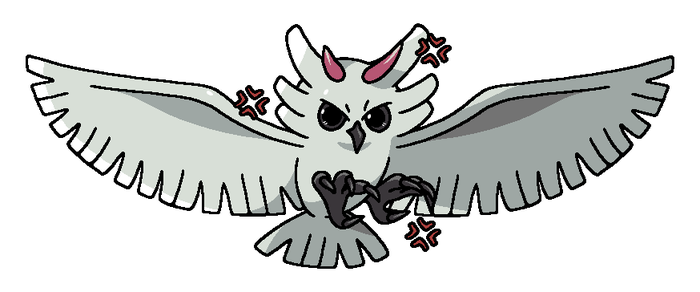 OWL FAKEMON FOR SALE by BrokenLullaby200