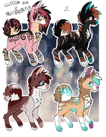 .: Offer to adopt! :. -OPEN!- by Michibu