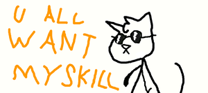 My Best Drawing Ever by MishkaWolf