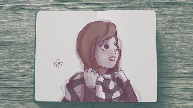 Sketchday #11 by Illuday