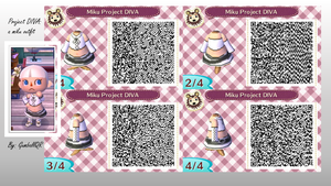 Miku Project DIVA Outfit by GumballQR