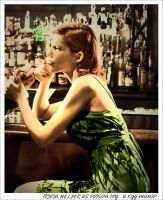 Tricia Helfer as Poison Ivy 4 by kyg