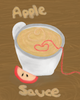 Applesauce by TheDreamRunner