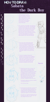 1. How to Draw... by ChibixGunner