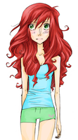 Red Head by MyDearMullosk-Dl3