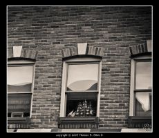 Ship in the Window by TRE2Photo-n-Design