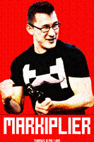 Markiplier The Mosaic by Ajcard