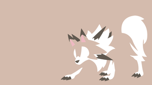 Lycanroc (Midday) by LimeCatMastr