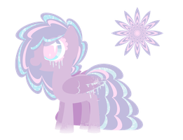 Glitter Gel Pony - ColorTrip by CitrusSqueeze