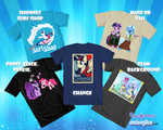 April 2013 We Love Fine Shirts by PixelKitties