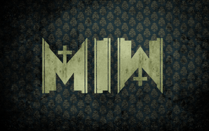 Motionless in White - MIW Logo by riickyART