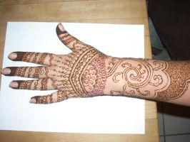 Henna Tattoo by rameretz