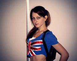 Union Jack by LiSaCroft
