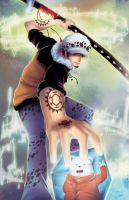Trafalgar Law by FalseDelusion