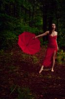 Lady In Red 02 by phydeau