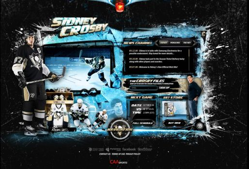 - Sidney Crosby - by loveinjected