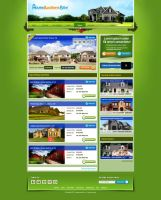 House Auctions Site Design by bojok-mlsjr