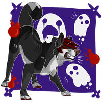 Ghostie Ghouls by Tackybits