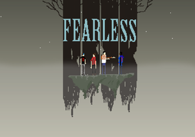 Fearless Game Art by Garroh