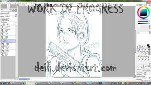 Current Work by Deih