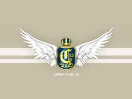 CREATIVE 13 LOGO by c0nk3r