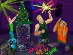 happy new rave by fulmenoid