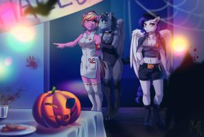 Party time by Margony