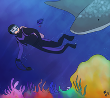 Scuba Diving by YooMe