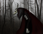 Lurking In The Woods by SylarGrimm