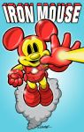 IRON MOUSE by RobKramer