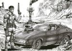 MAD MAX by Ghost-Hinimoto