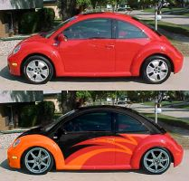 hot beetle by fastworks