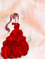 Original: Party Dress by yashima