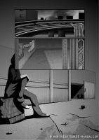 Nightshade Chapter 1: Page 1 by Hannarrawr