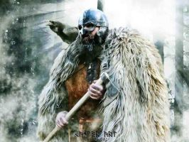 Viking Johannes Werth by thecasperart