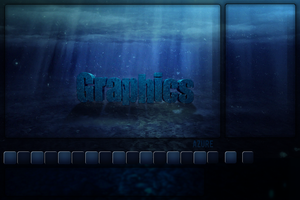 Graphics Underwater by SyntheticsArt