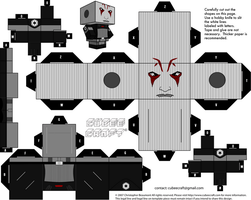 The Inquisitor Cubeecraft by JagaMen