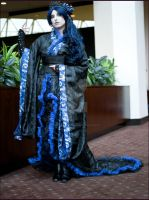 Aki Con 2012 - Princess Luna by Vega-Sailor-Cosplay
