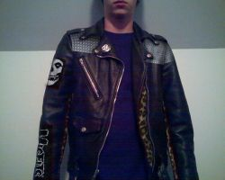punk jacket front 2 by anzalone